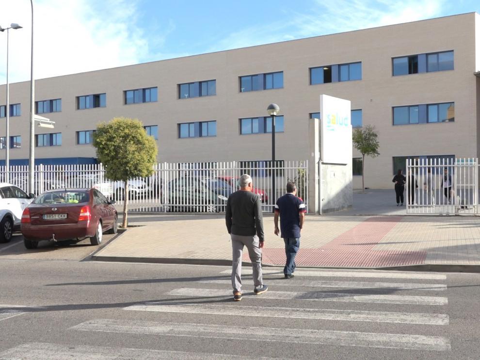 El centro de salud de Fraga incrementa sus servicios y la plantilla de profesionales.