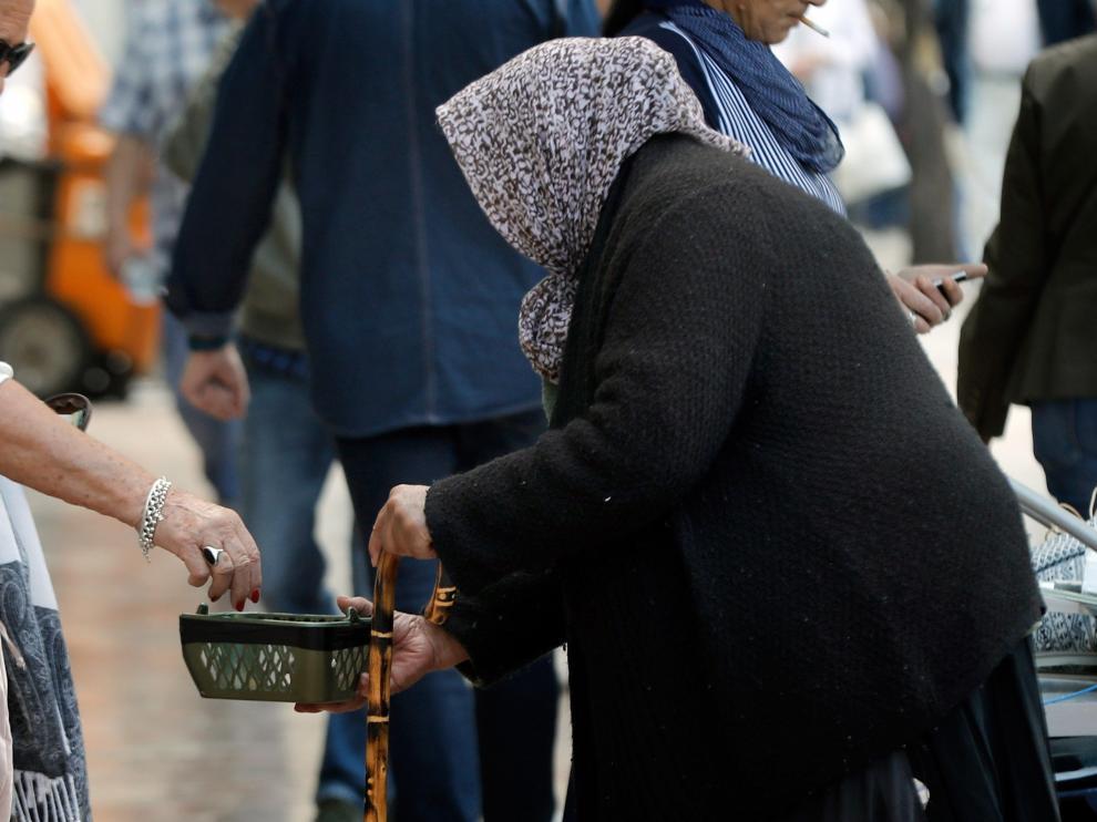 Las mujeres, los jóvenes y los pensionistas son los más afectados.