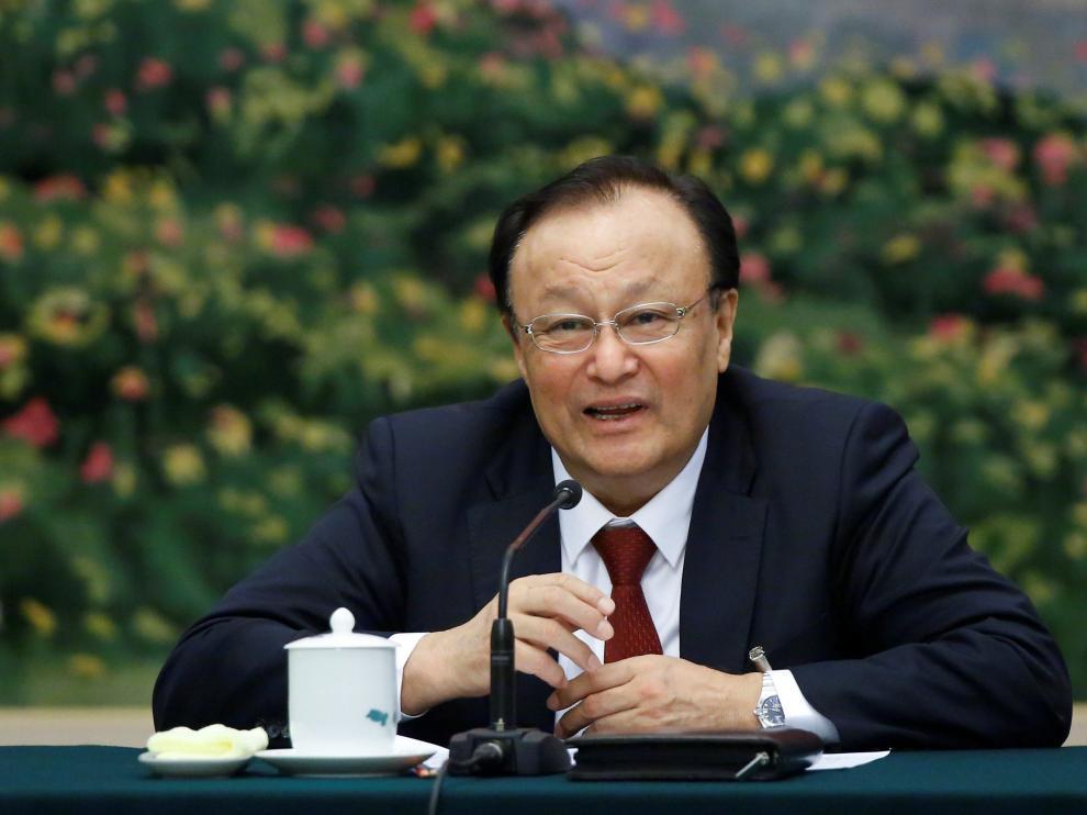 El jefe del Gobierno regional de Xinjiang, Shohrat Zakir.