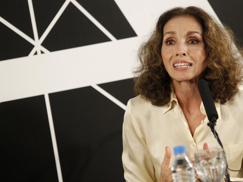 Ana Belén será una de las invitadas de 'Especial mujeres'.