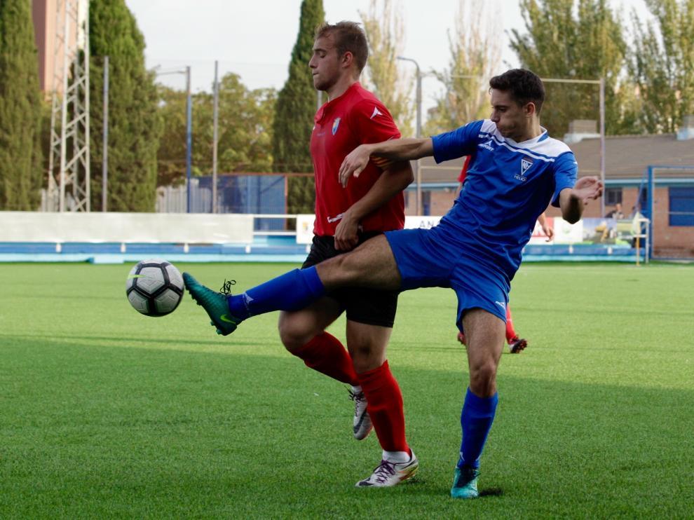 Fútbol. LNJ- Helios vs. Teruel.
