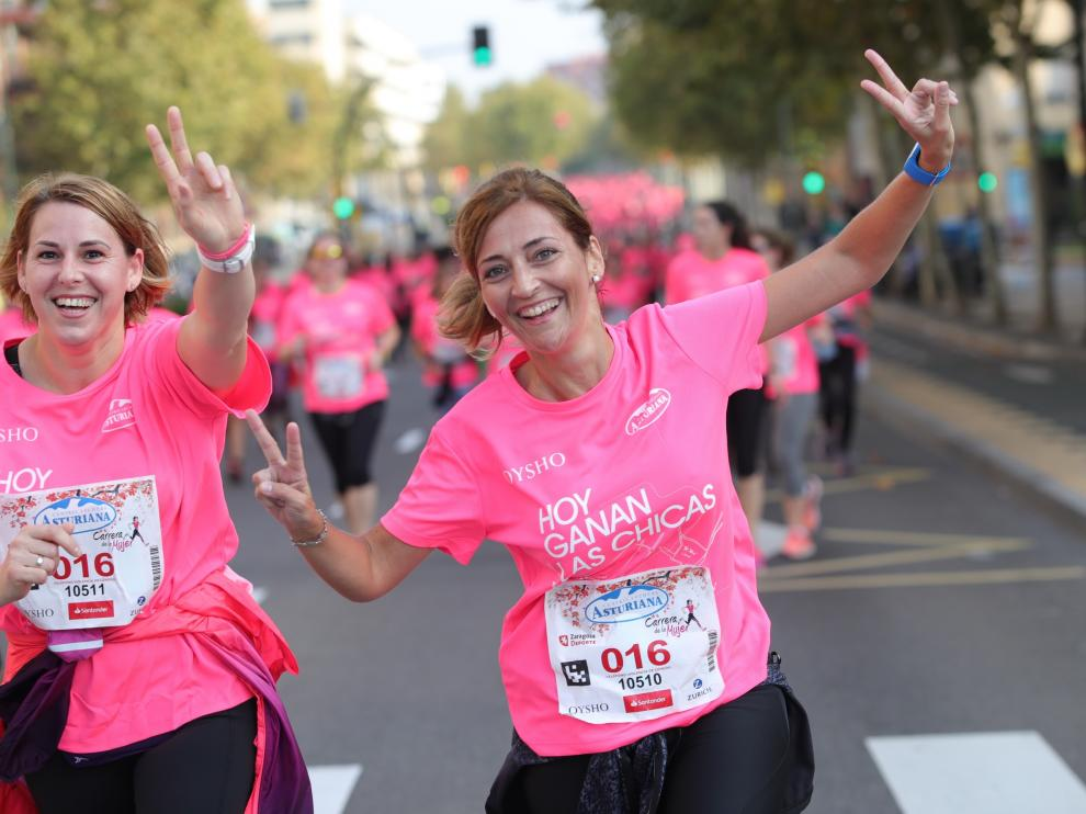 XXI Carrera de la Mujer de Zaragoza
