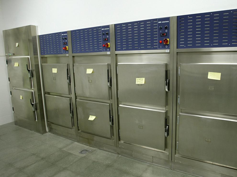La morgue es el lugar en el que se depositan los cadáveres a la espera de ser identificados o realizarles la autopsia
