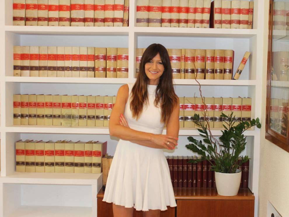 Marta López Alvira, abogada de Protección de Datos y de Derecho Mercantil en Elece Legal.
