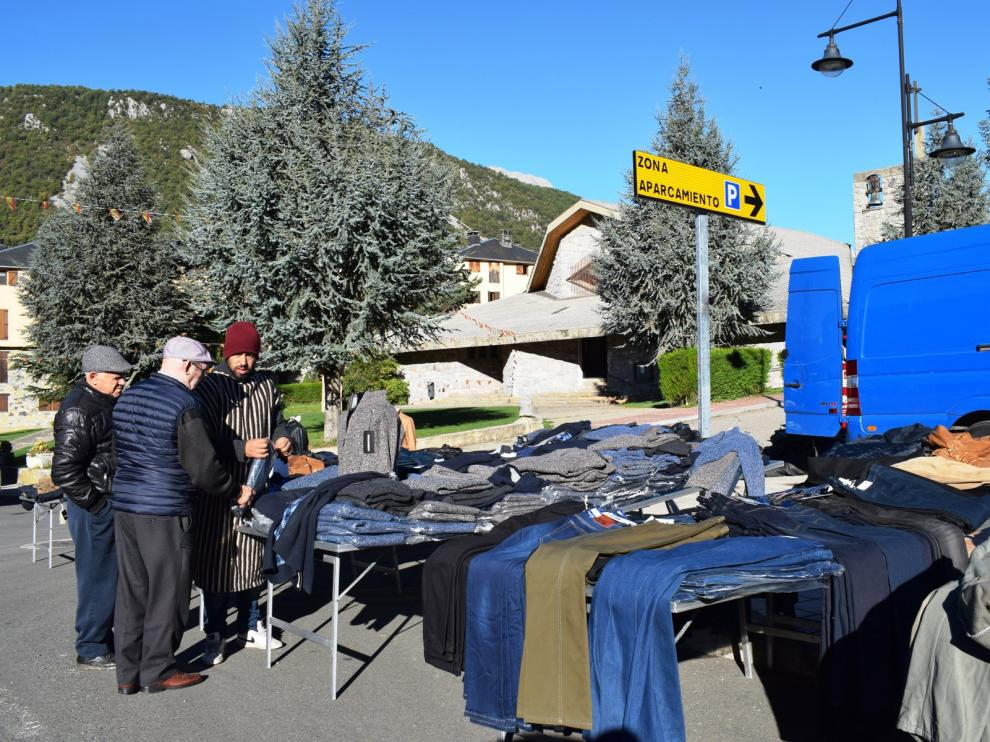 Feria de Castejón de Sos.