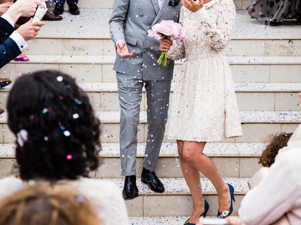 Las separaciones de bienes crecen en Aragón, pero todavía no llegan a un 25% de los nuevos matrimonios