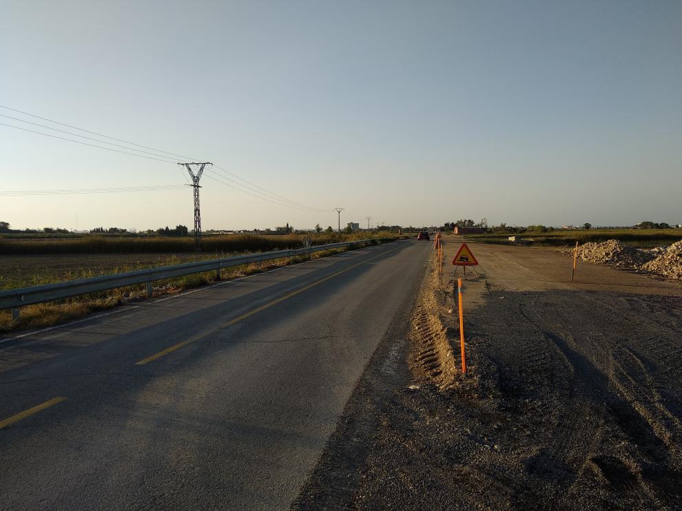 La carretera de Pastriz