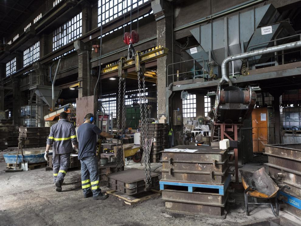 La industria ha sido el sector más dinámico en la creación de empleo en Aragón en el tercer trimestre de 2018.