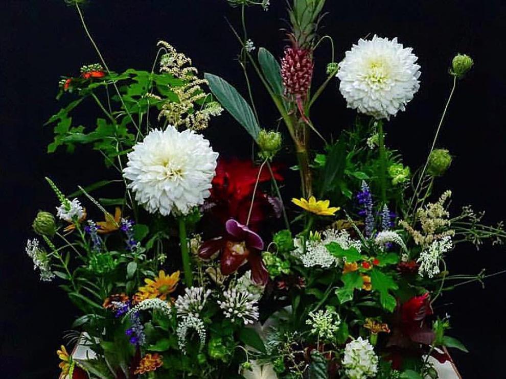 Las flores pueden ayudar a mejorar los estados de ánimo, según estudios.