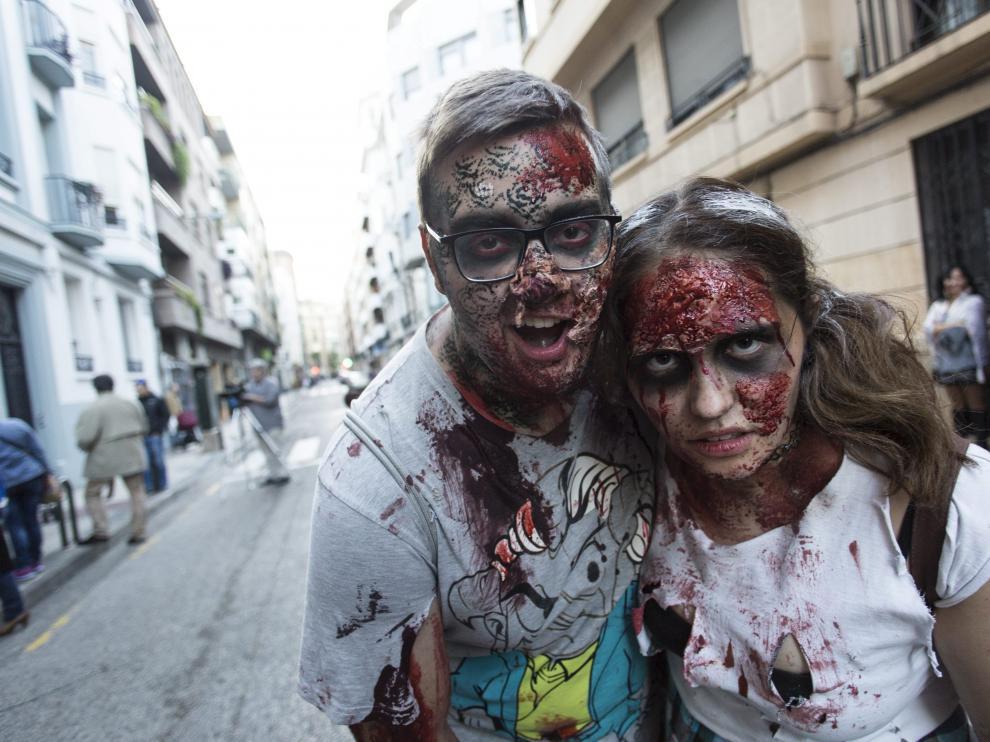 Zaragoza Zombie Walk