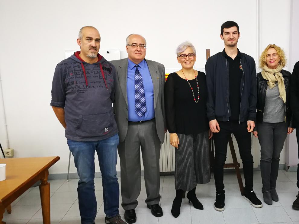 Homenaje al Emanuel Budeanu, el aragonés reconocido como el mejor alumno europeo de la FP de refrigeración
