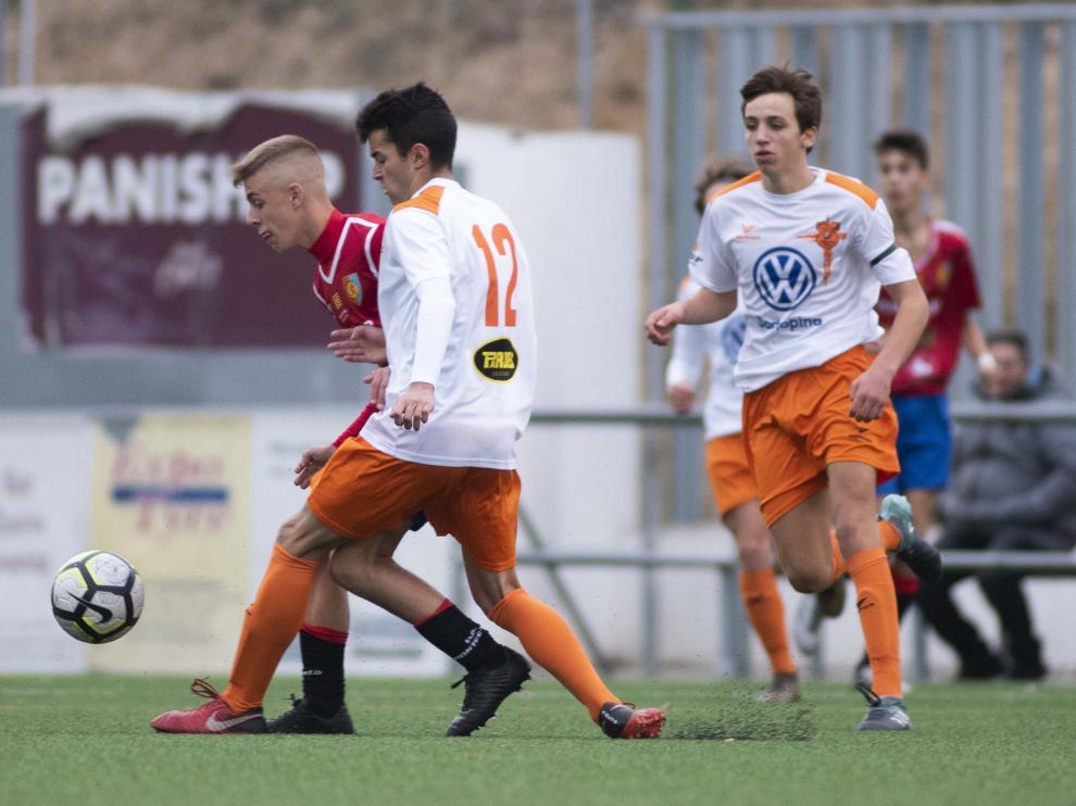 Fútbol. DH Cadete- Montecarlo vs. Juventud.