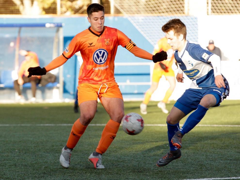 Fútbol. LNJ- Ebro vs. Juventud.