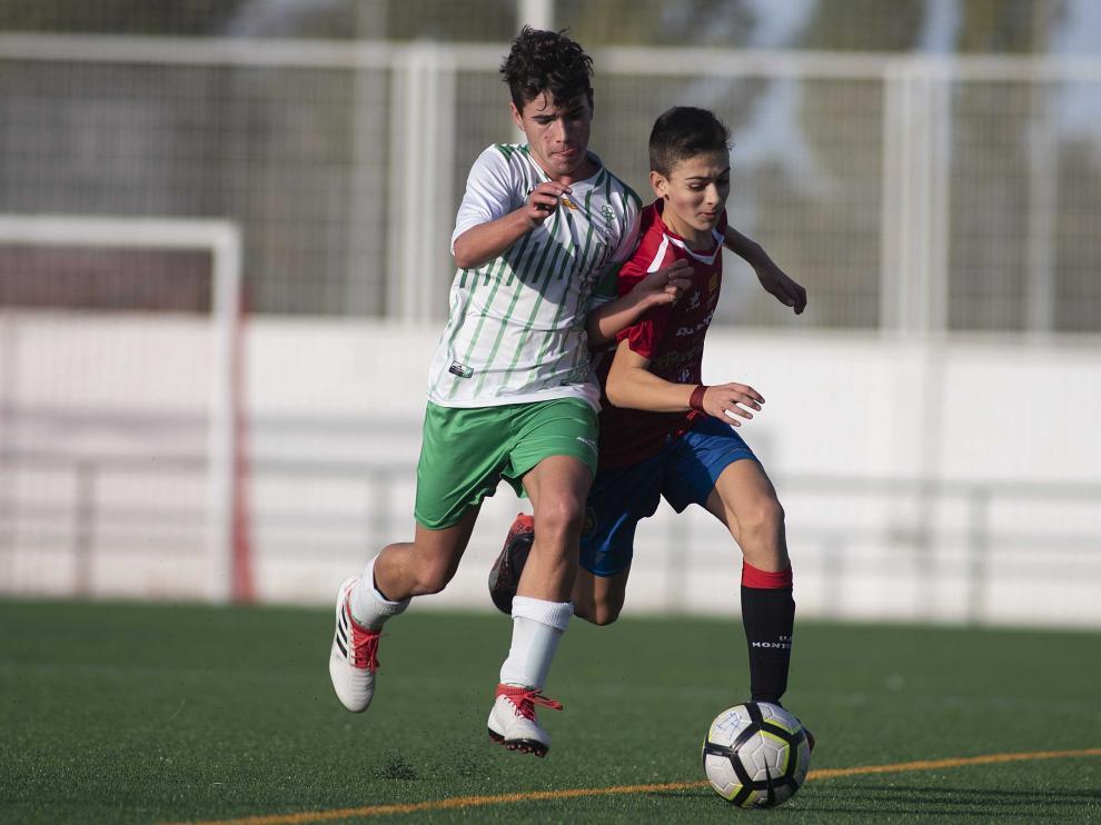 Fútbol. DH Infantil- Montecarlo vs. El Olivar.