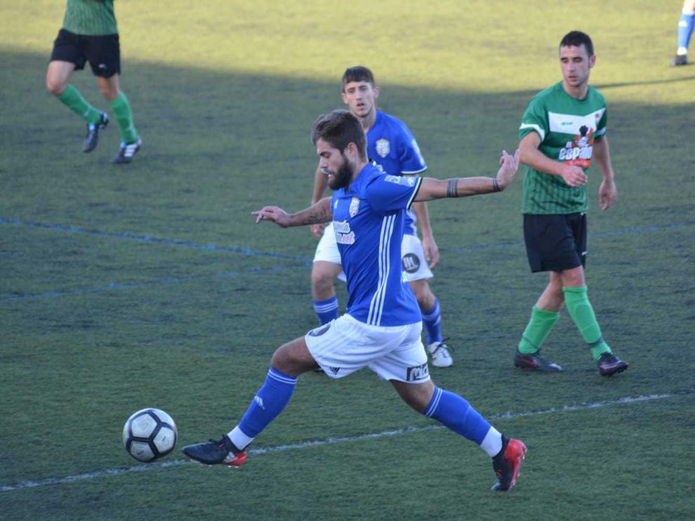 Fútbol. Regional Preferente- Caspe vs. Bujaraloz.