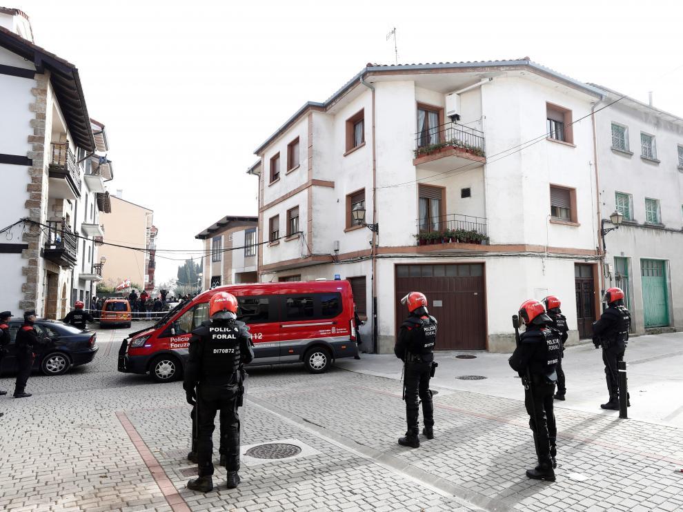 Acto de España Ciudadana en Alsasua