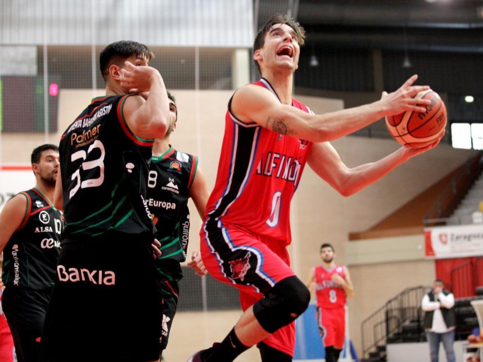 Baloncesto. Alfindén vs. Palma