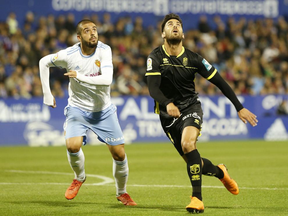 Real Zaragoza - Granada en La Romareda