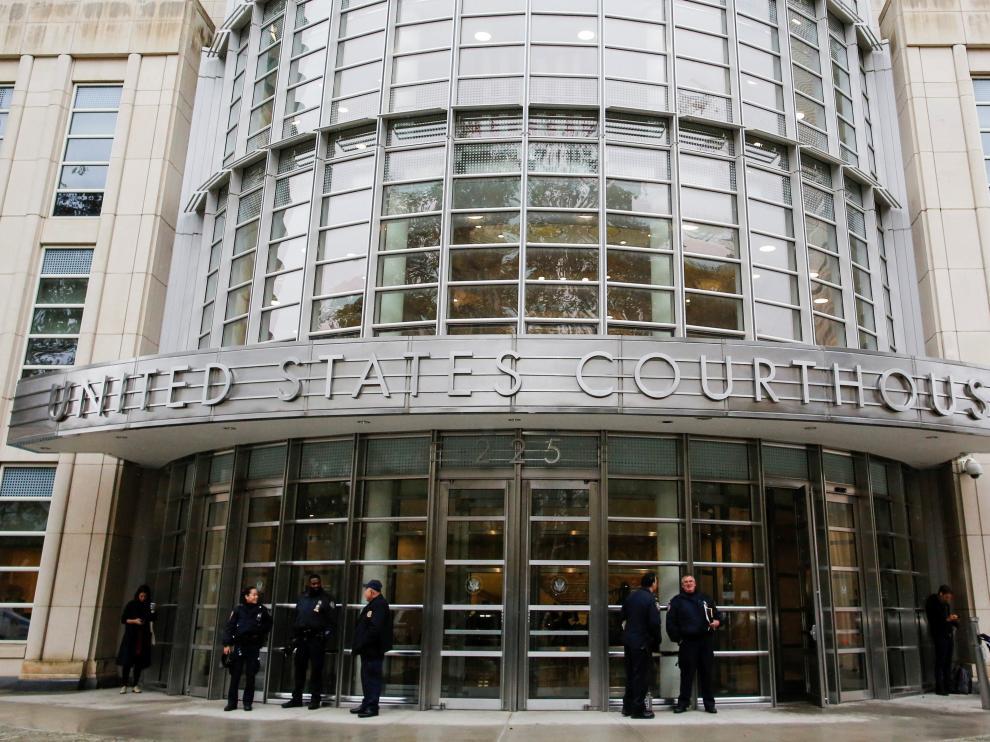 Seguridad en Nueva York por el juicio del Chapo