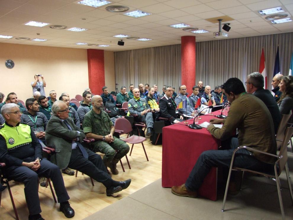 I Congreso de gendarmerías especializadas en montaña.