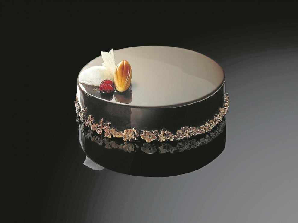 Una de las propuestas del maestro de pastelería Oriol Balaguer, considerado uno de los mejores profesionales del mundo.