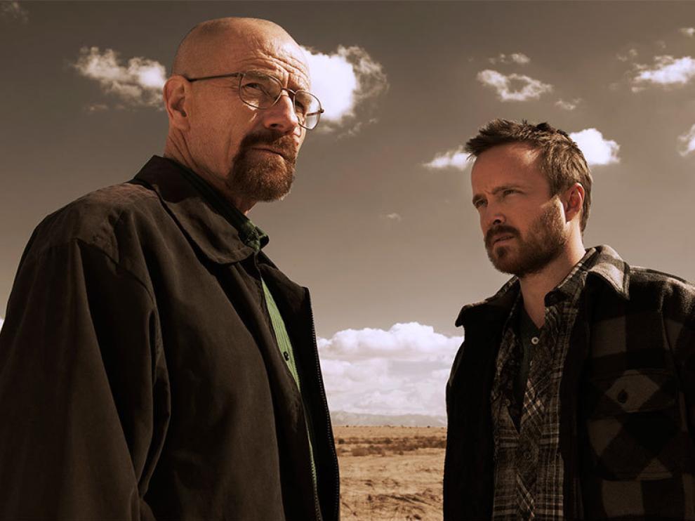 Imagen de la serie 'Breaking Bad'.
