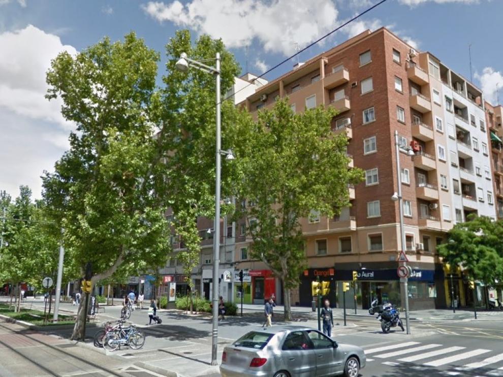 Uno de los lotes más jugosos en Aragón es un piso de 102 metros cuadrados en Fernando el Católico.