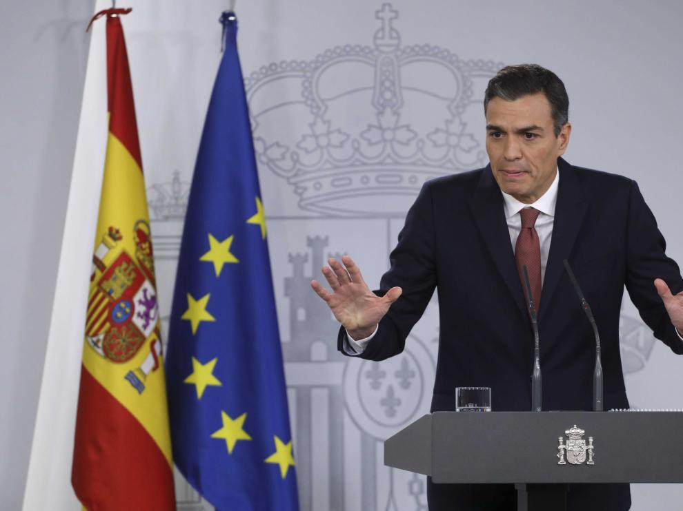El Gobierno cargará a la banca el impuesto hipotecario, anuncia Sánchez