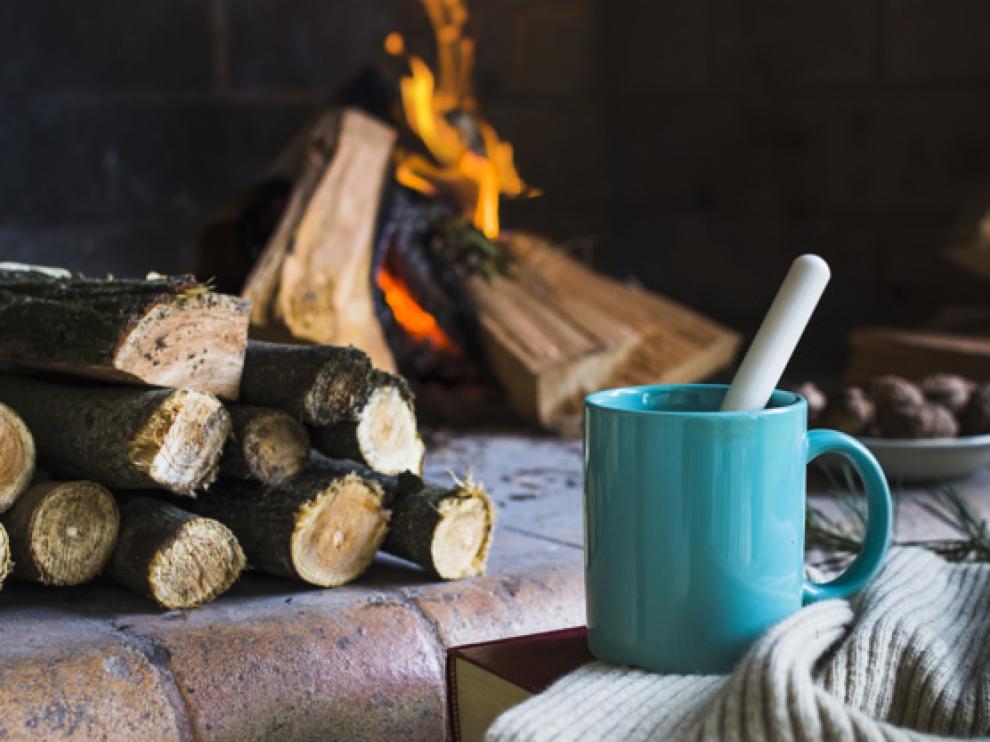 Las bebidas calientes, como las infusiones, además de calentar el cuerpo son buenas para el organismo.