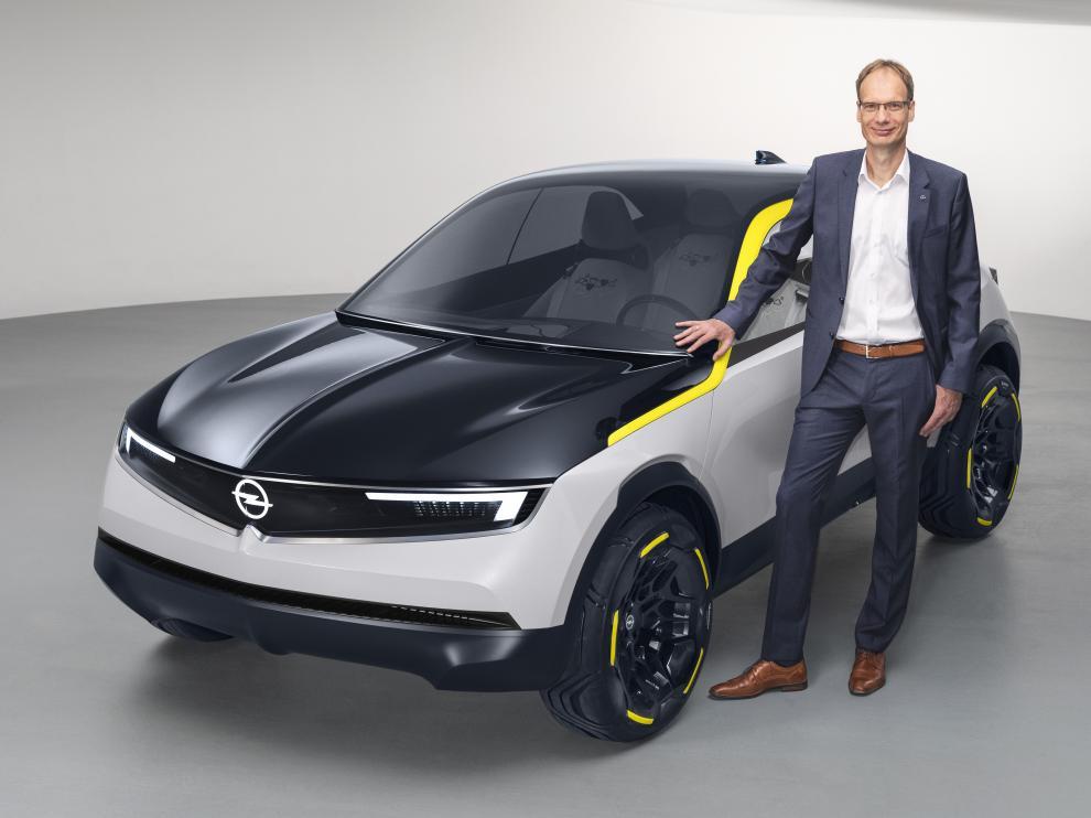 Michael Lohscheller, presidente y consejero delegado de Opel