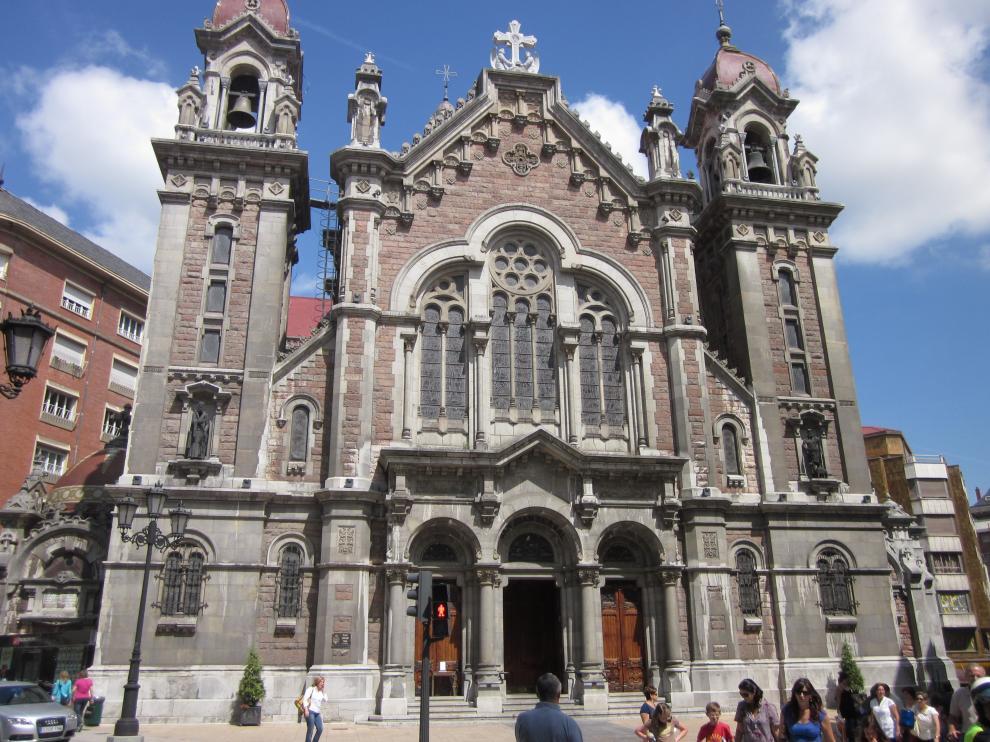 Basílica San Juan el Real de Oviedo