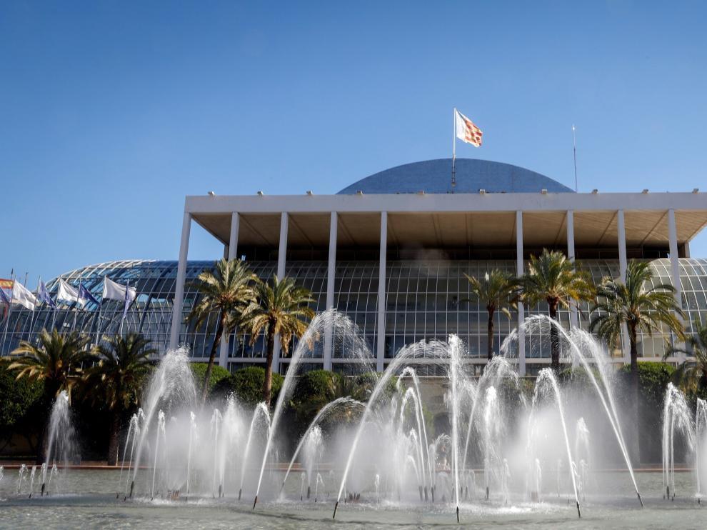El Palau de música es el lugar cedido por el Ayuntamiento para el espectáculo de Dani Mateo.