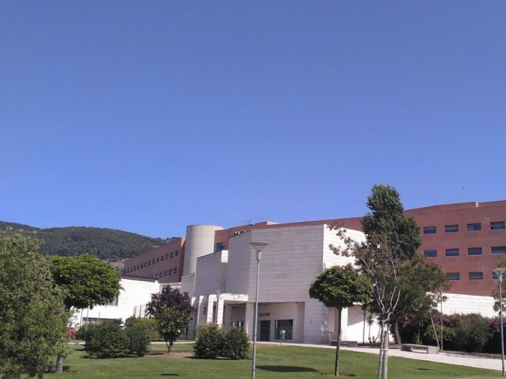 Hospital de Antequera.