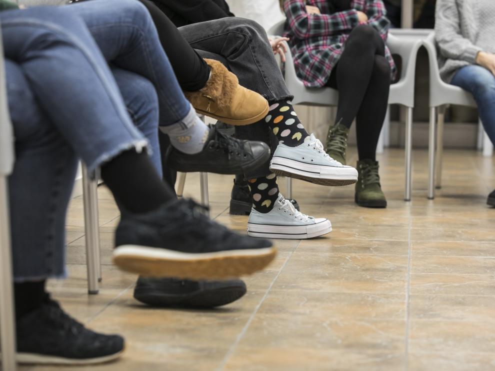 Muchas jóvenes con trastornos alimentarios reciben terapia en centros privados.
