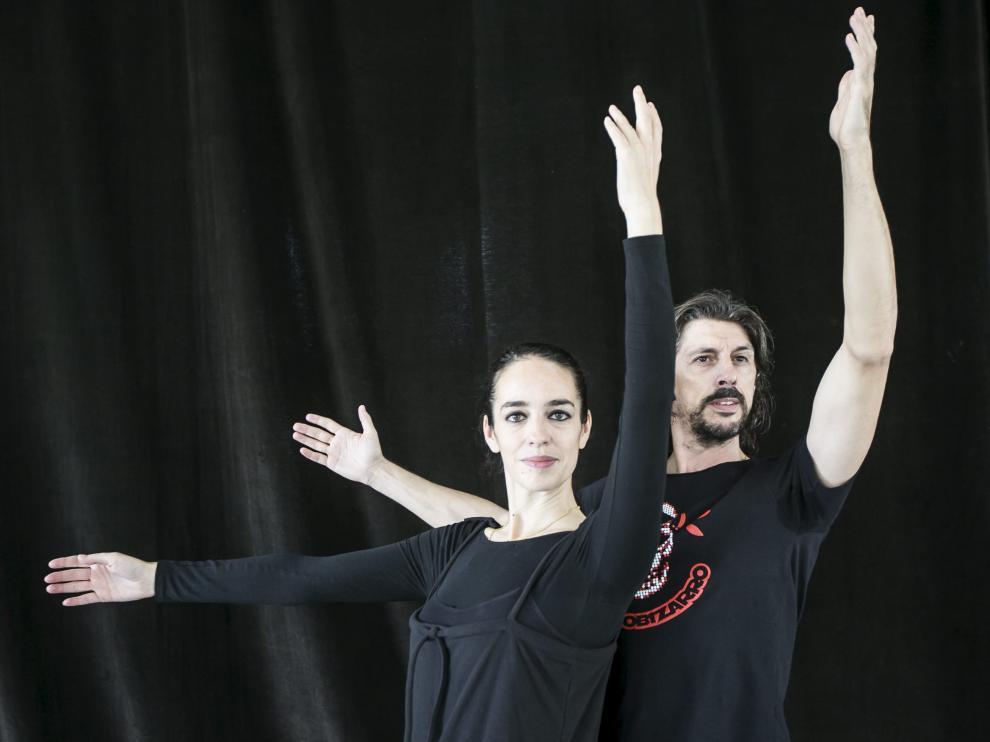Manuela Adamo y Miguel Ángel Berna presentan nuevo espectáculo el mes próximo