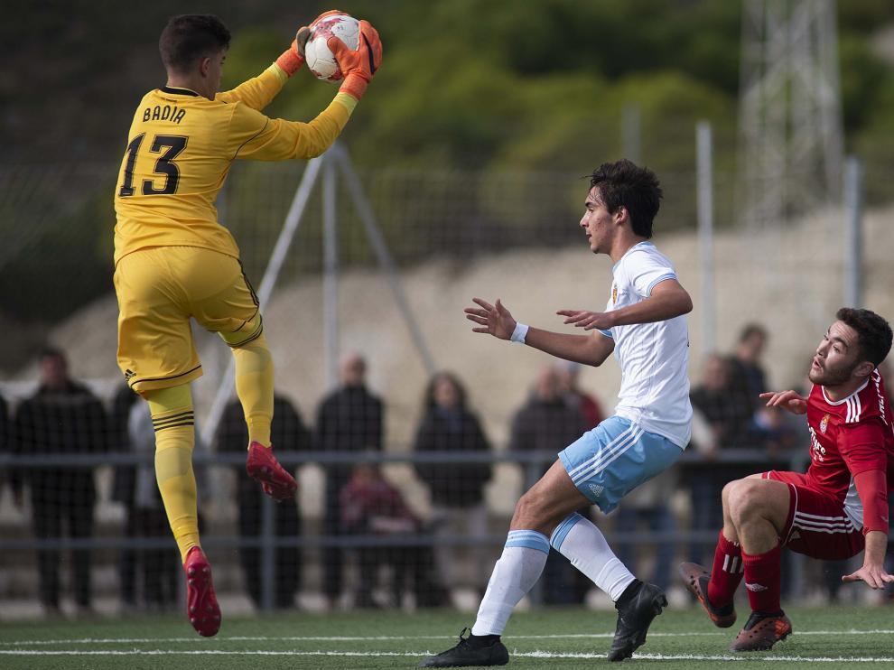 Imagen de archivo de un partido de Real Zaragoza