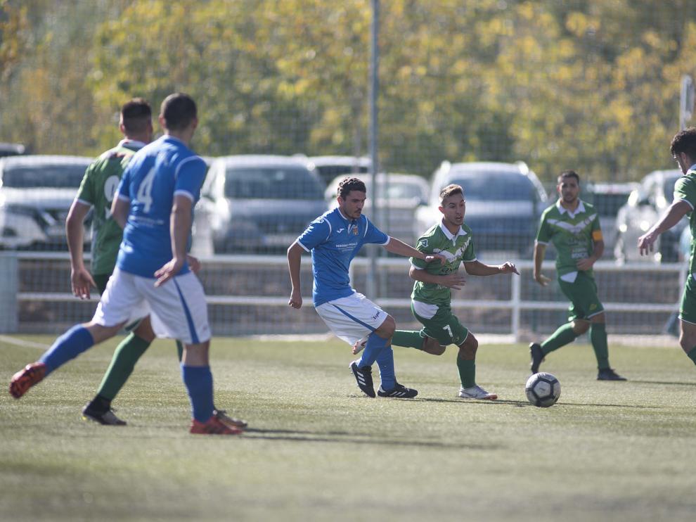 Fútbol. Regional Preferente- Cuarte vs. Magallón.