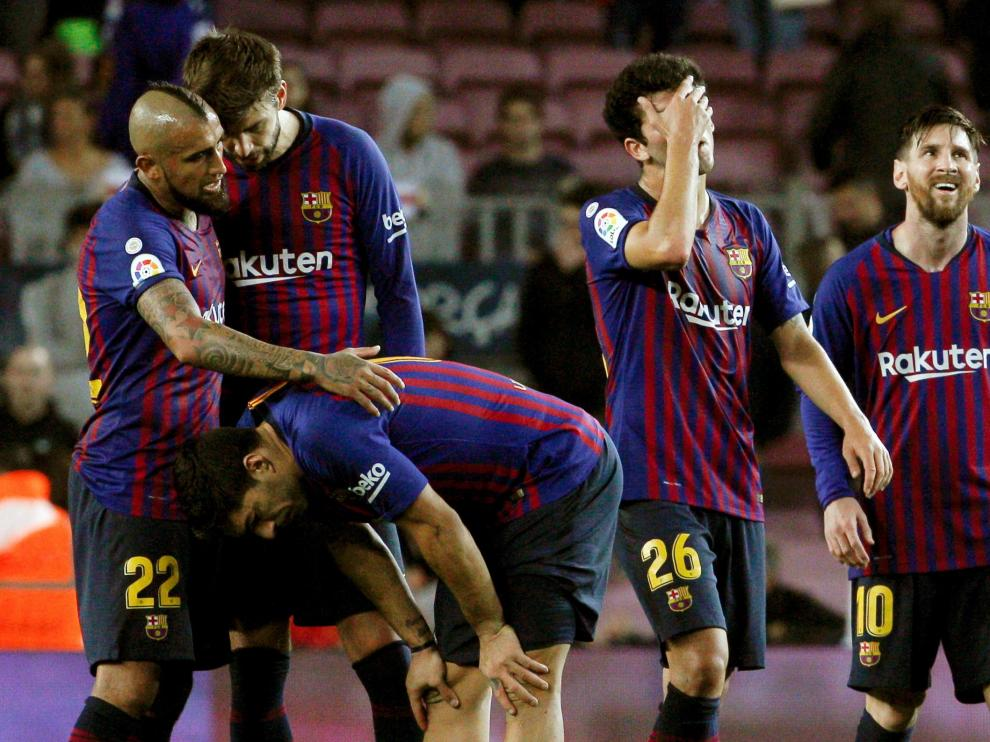 Liga Santander Barcelona- Betis