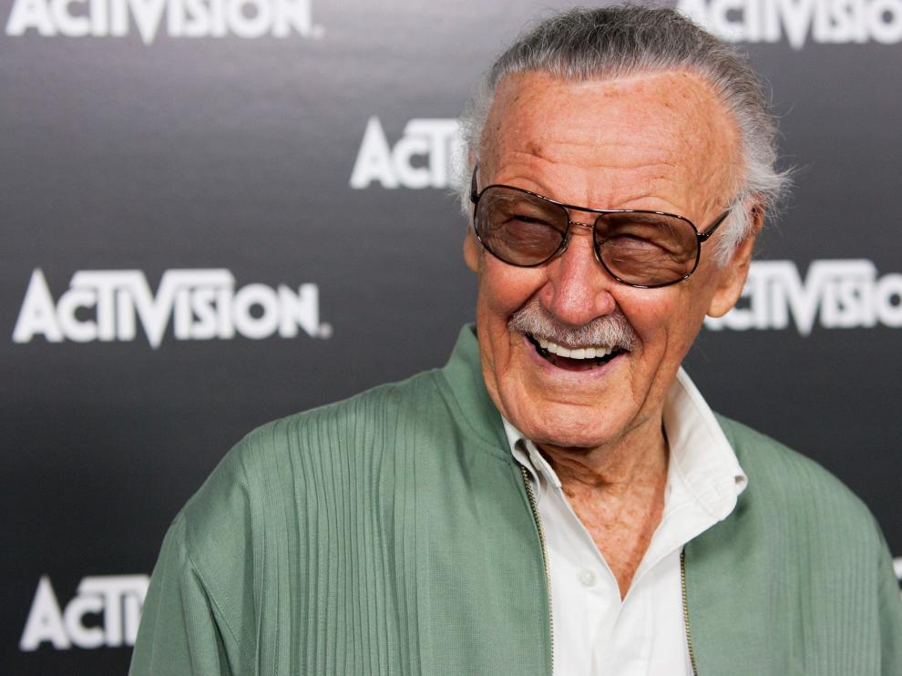 Stan Lee, en una imagen de archivo del pasado 2010.