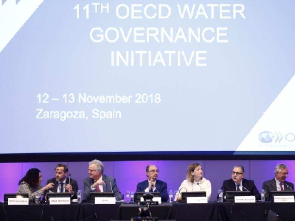 Iniciativa para la Gobernanza del Agua.