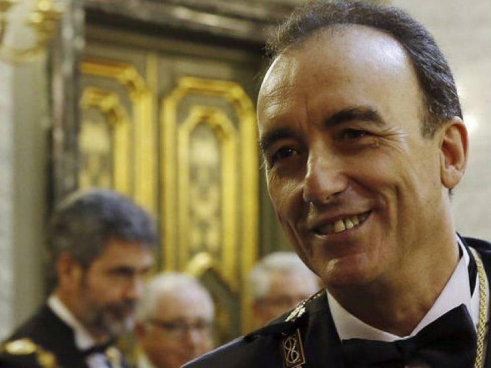 El juez conservador Manuel Marchena