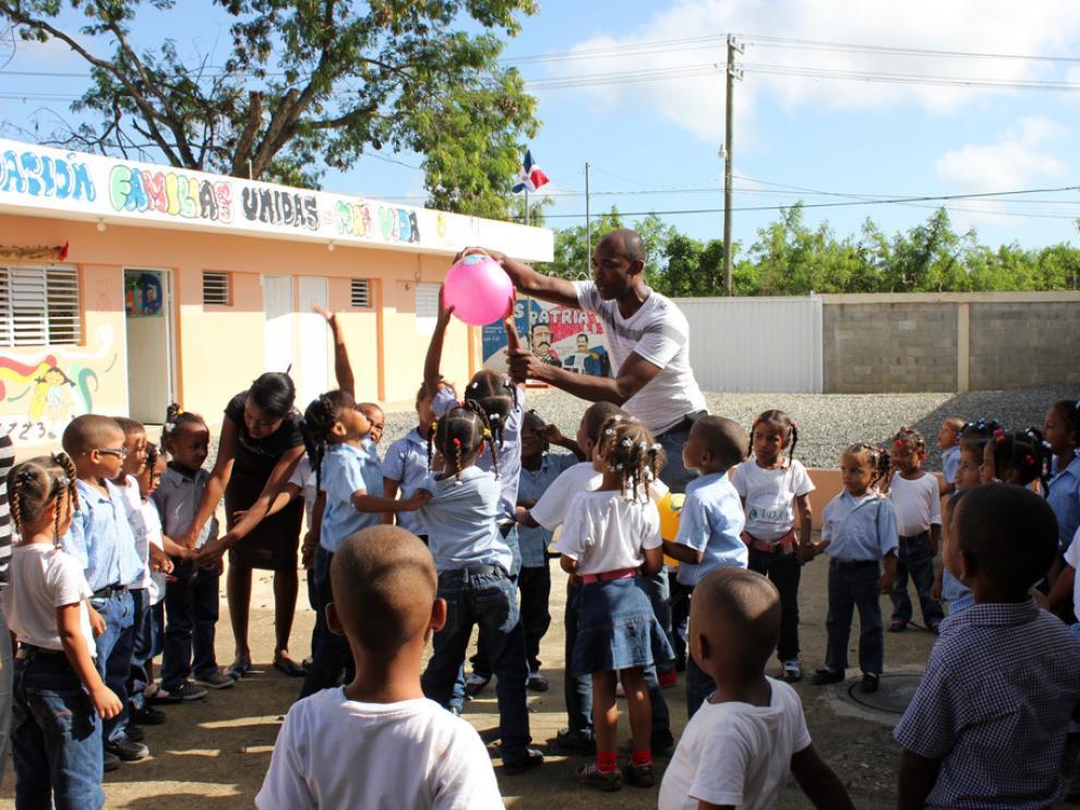 La Fundación Familias Unidas colabora con un centro de salud en Estelí, Nicaragua.