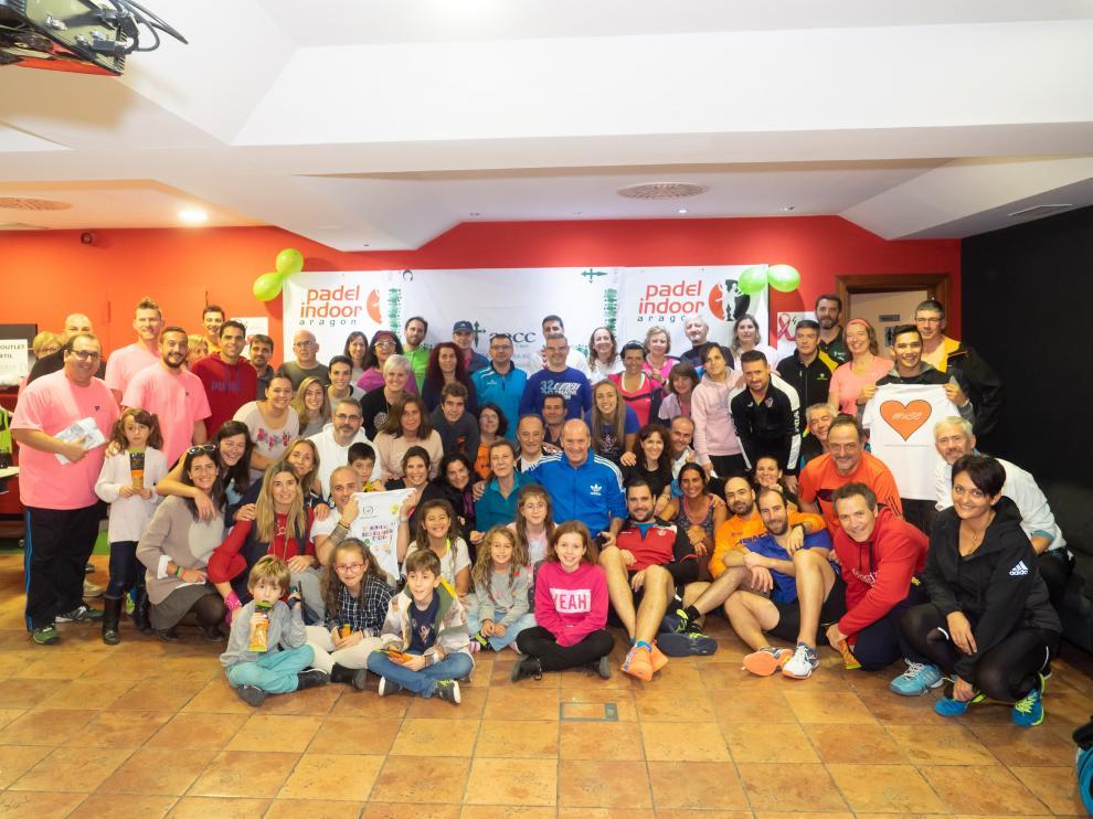 El pádel solidario de Cuarte recauda 1.200 euros contra el cáncer ...