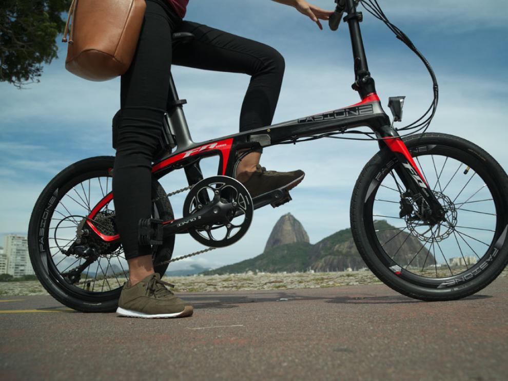 Ebroh Bikes es una marca de bicicletas eléctricas nacida en Zaragoza.