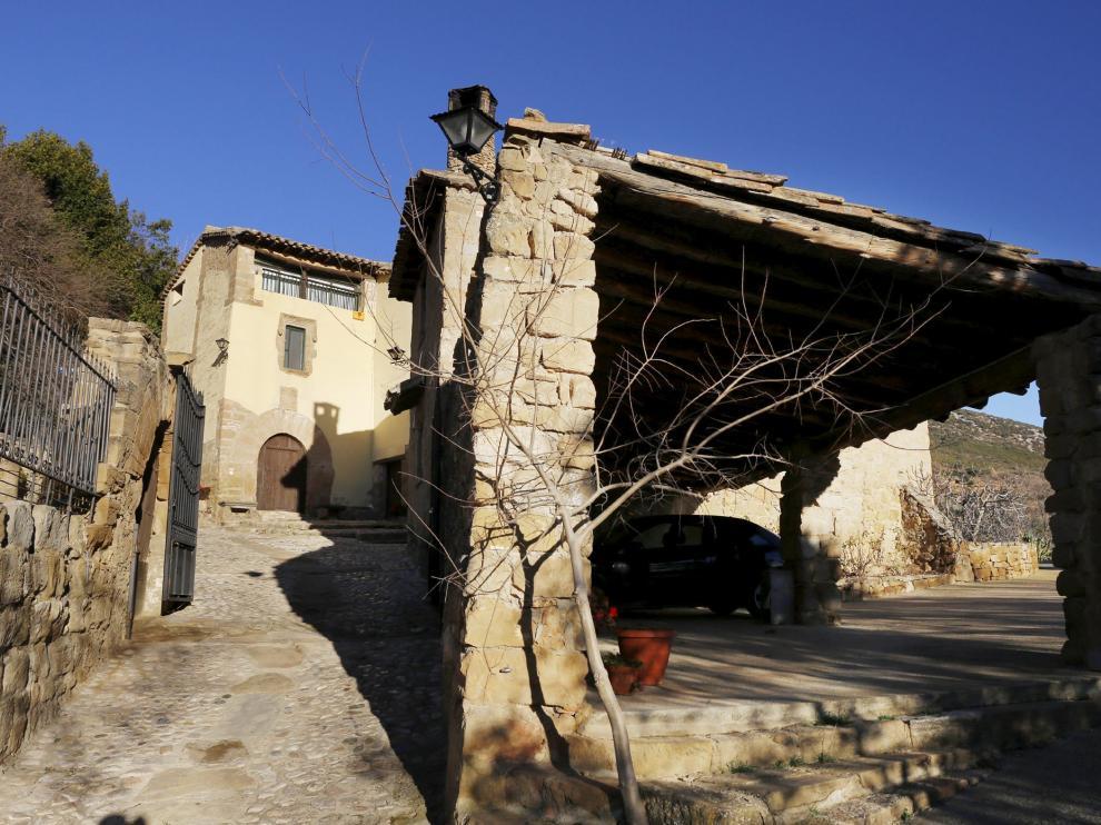 El pueblo de Bastarás queda fuera de la oferta de Fimbas para pagar la deuda.