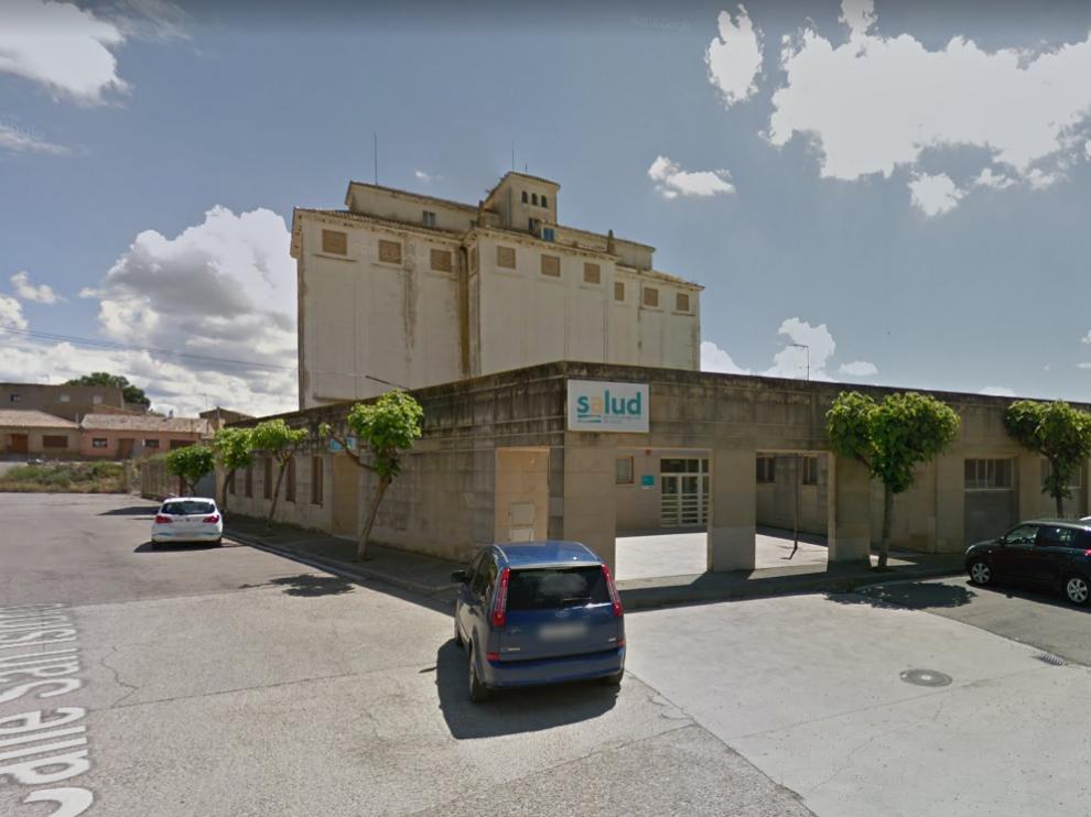 Centro de Salud de Sádaba.
