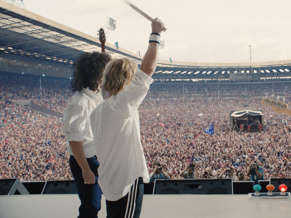 'Bohemian Rhapsody', la reina de la cartelera que encandila al público
