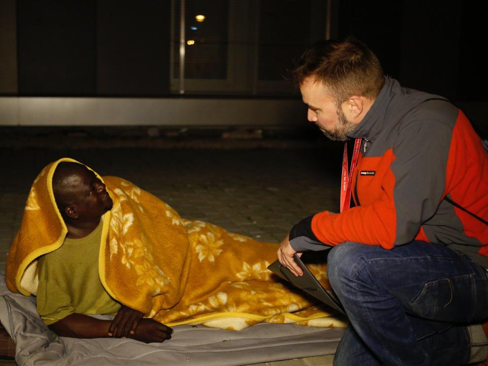 V Censo de personas sin hogar en Zaragoza