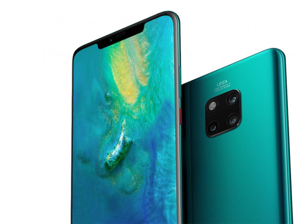 Mate 20 Pro de Huawei