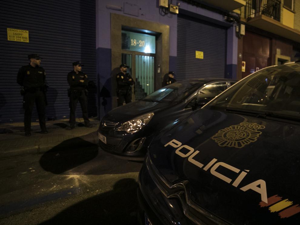 El Rey del Cachopo, detenido en Zaragoza tras el asesinato de su novia.